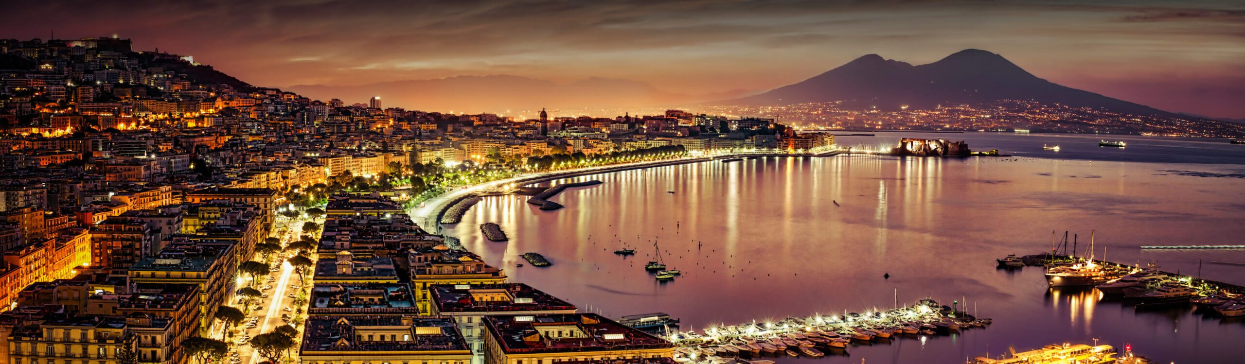 Geography & Tourism in Bay of Naples